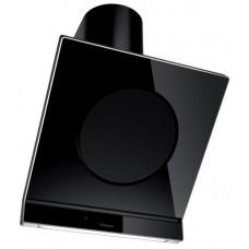 Вытяжка Hansa OKC600UBH (700м3) чёрная наклонное стекло Спец Цена!