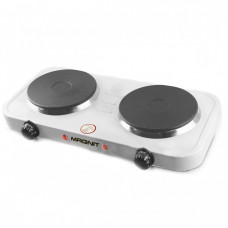 Плитка электрическая Magnit EH-1013 (2 конф.чугун,1кВт+1кВт)