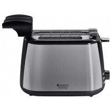 Тостер Hotpoint-Ariston TT 22M DXB0 (нерж)
