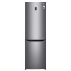 Холодильник LG GA-B419SLGL (нерж,диспл)