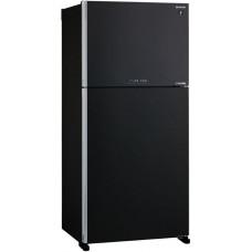 Холодильник SHARP SJ-XG60PMBK черный (FNF)
