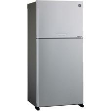Холодильник SHARP SJ-XG60PMSL серебро (FNF)