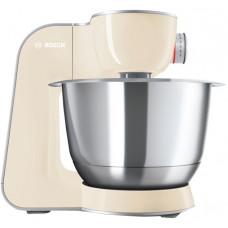 Кухонная машина BOSCH MUM 58920 ванильный/серебристый