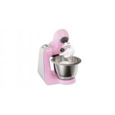 Кухонная машина BOSCH MUM 58K20 розовый/серебристый
