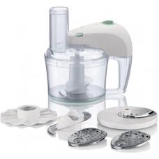Кухонный комбайн PHILIPS HR7605/10 белый/зеленый