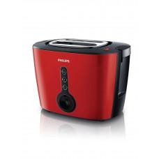 Тостер PHILIPS HD2636/40 красный/черный