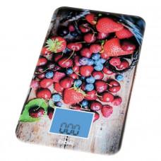 Весы кухонные BBK KS107G черный/красный