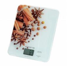 Весы кухонные POLARIS PKS 0832DG белый/специи
