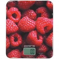 Весы кухонные POLARIS PKS 0832DG красный