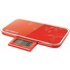 Весы кухонные REDMOND RS-721 красный, электронные