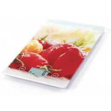 Весы кухонные SUPRA BSS 4201 красный, электронные