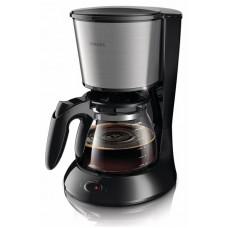 Кофеварка капельная PHILIPS HD7457/20 черный/нерж.сталь