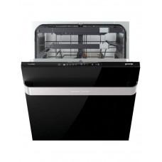 Встраиваемая посудомоечная машина 60см GORENJE GV60ORAB черный
