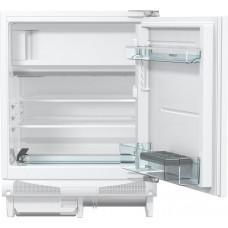 Встраиваемый холодильник GORENJE RBIU6091AW белый (однокамерный)