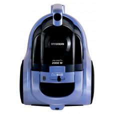 Пылесос HYUNDAI H-VCC05 синий/черный