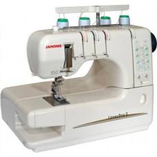 Распошивальная машина JANOME Cover Pro 2 белый