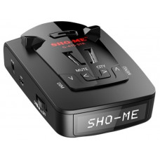 Радар-детектор SHO-ME G-475 Signature GPS