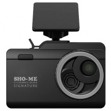 Видеорегистратор/Радар-детектор SHO-ME Combo Slim Signature GPS