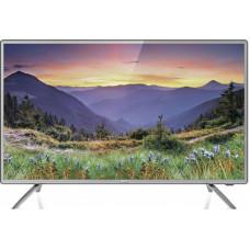 32 BBK 32LEM-1042/TS2C серебристый 1366x768, HD READY, 50 Гц, DVB-T, DVB-T2, DVB-C, USB, HDMI