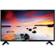 32 BBK 32LEM-1043/TS2C чёрный 1366x768, HD READY, 50 Гц, DVB-T, DVB-T2, DVB-C, USB, HDMI
