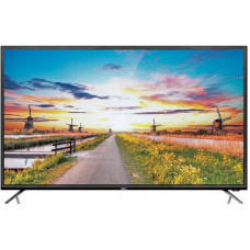 65 BBK 65LEX-6027/UTS2C 3840x2160, черный, Ultra HD, 50 Гц, WIFI, SMART TV, DVB-T, DVB-T2, DVB-C, USB, HDMI