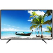 40 Centek CT-8240 1920x1080, чёрный, 50 Гц, Full HD, DVB-T, DVB-T2, DVB-C, USB, HDMI