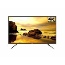 55 Centek CT-8255 3840x2160, черный, Ultra HD, 50 Гц, DVB-T, DVB-T2, DVB-C, USB, HDMI