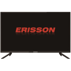 22 ERISSON 22FLE19T2 чёрный 1920x1080, 50 Гц, Full HD, DVB-T2, DVB-T, DVB-C, HDMI, USB