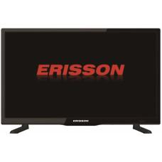 22 ERISSON 22FLE20T2  1920x1080, чёрный, 50 Гц, Full HD, DVB-T2, DVB-T, DVB-C, HDMI, USB