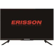 24 ERISSON 24HLE20T2 1366x768, чёрный, 50 Гц, DVB-T, DVB-T2, DVB-C, HDMI, USB