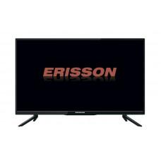 28 ERISSON 28LES60T2SM 1366x768, чёрный, 50 Гц, Wi-Fi, Smart TV, DVB-T, DVB-T2, DVB-C, HDMI, USB