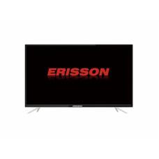 65 ERISSON 65ULEA18T2SM 3840x2160, черный, Ultra HD, 50 Гц, WIFI, SMART TV, DVB-T, DVB-T2, DVB-C, USB, HDMI