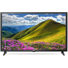 32 LG 32LJ510U 1366x768 чёрный, 50 Гц, DVB-T2, DVB-C, DVB-S2, USB, HDMI, мощность звука 6 Вт