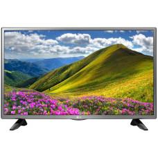 32 LG 32LJ600U серебристый 1366x768, HD READY, 50 Гц, Wi-Fi, Smart TV, DVB-T2, DVB-C, DVB-S2, USB, HDMI, мощность звука 10 Вт