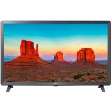32 LG 32LK615B чёрный 1366x768, HD READY, 50 Гц, Wi-Fi, Smart TV, DVB-T2, DVB-C, DVB-S2, USB, HDMI, мощность звука 10 Вт