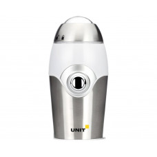 Кофемолка UNIT UCG-112 (нерж)