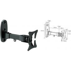 Крепление настенное I-Tech LCD32B (100*100) 1 колено