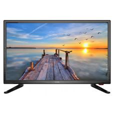 22 Hyundai H-LED22ET2001 1920x1080, чёрный, Full HD, 50 Гц, DVB-T, DVB-T2, DVB-C, DVB-S, DVB-S2, HDMI, USB