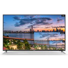 55 Hyundai H-LED55U601BS2S  3840x2160, чёрный, Ultra HD, 50 Гц, Wi-Fi, Smart TV, DVB-T2, DVB-T, DVB-C, DVB-S2, USB, HDMI