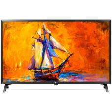 32 LG 32LK540B 1366x768, HD READY, чёрный, 50 Гц, Wi-Fi, Smart TV, DVB-T2, DVB-C, DVB-S2, USB, HDMI, мощность звука 10 Вт, двойные ножки