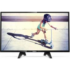 32 PHILIPS 32PHS4132/60 1366x768, чёрный, 50 Гц, DVB-T, DVB-T2, DVB-C, USB, HDMI