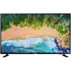 65 SAMSUNG 65NU7090 чёрный 3840x2160, Ultra HD, 100 Гц, WI-FI, SMART TV, AV, HDMI, USB, DVB-C, DVB-T2, DVB-S2