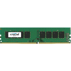 RAM 8GB DDR4-2400 PC4-19200 Crucial, CL17, 1.2V, retail (CT8G4DFD824A)