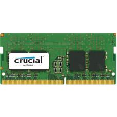 RAM SO-DIMM 16GB DDR4-2400 PC4-19200 Crucial, CL17, 1.2V (CT16G4SFD824A)