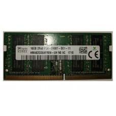 RAM SO-DIMM 16GB DDR4-2400 PC4-19200 Hynix Original, CL17, 1.2V (HMA82GS6AFR8N-UH)