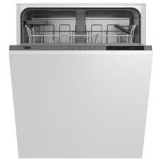 Встраиваемая посудомоечная машина 60см BEKO DIN14W13 белый