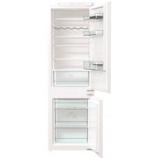 Встраиваемый холодильник GORENJE RKI4182E1 белый (FrostLess)