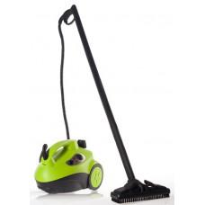 Пароочиститель напольный KITFORT КТ-909 1500Вт зеленый