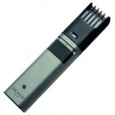 Триммер для бороды и усов MOSER 1040.0460 Classic A темно-серый/черный (насадок в компл:7шт)