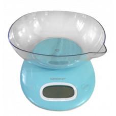 Весы кухонные Magnit RMX-6317 (5 кг.бирюз)